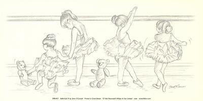 Ballerinas IV