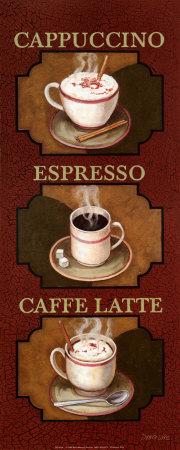 Kaffee – Triptychon