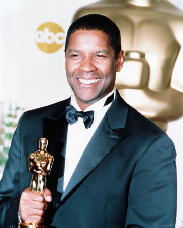 Two-time Academy Award-winning actor Denzel Washington is a man constantly ...