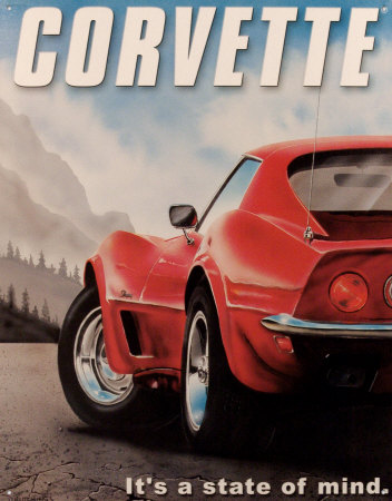 Buy Corvette at AllPosters.com