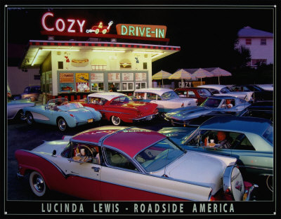 Buy Cozy Drive In at AllPosters.com