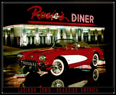 Buy Rosie's Diner at AllPosters.com