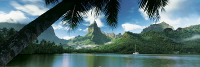 Tahiti - Opunohu Bay