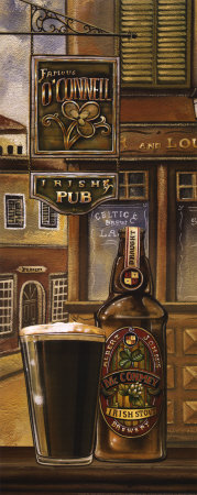Irish Beer Posters
