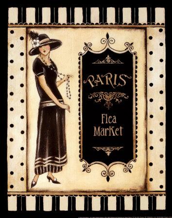 Pariser Flohmarkt