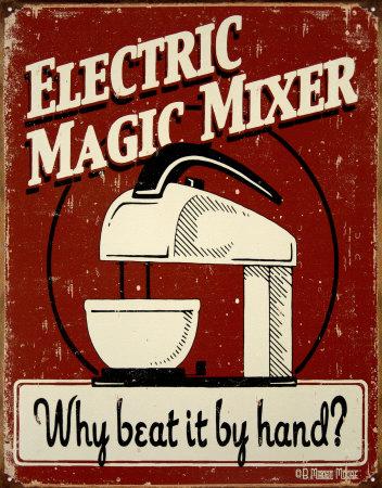 Magic Mixer