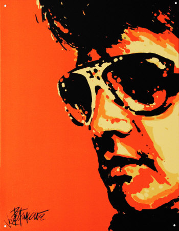 Elvis Tigerman Posters