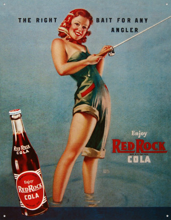 Red RockCola Posters