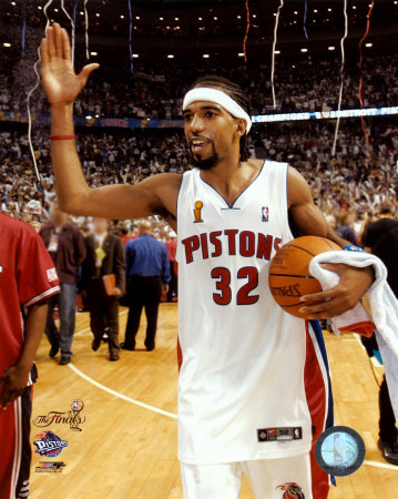 Richard Hamilton - 2004 NBA Championship
