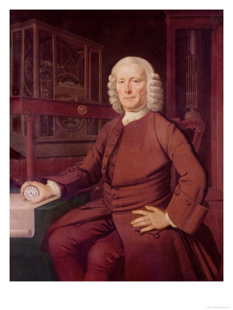 Portrait of John Harrison (1693-1776)
