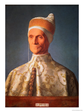 Leonardo Loredan (1436-1521) Doge of Venice from 1501-21, circa 1501