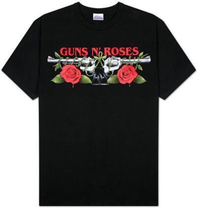 Buy Guns N Roses - Roses & Pistols at AllPosters.com