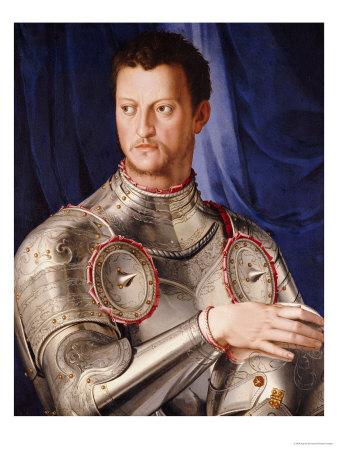 Portrait of Duke Cosimo I de Medici Florence (1503-1572)