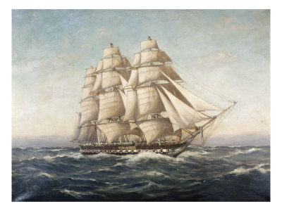 Reprints of the USS Constitution available by clicking on the image