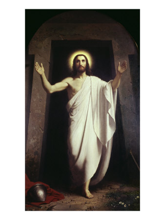 The Resurrection,Anton  Laurids Johannes Dorph