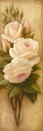 Pinkfarbene Blütenblätter I