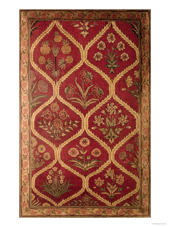 Persian or Turkish Carpet, 16th/17th Century