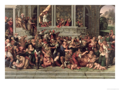 The Massacre of the Innocents Giclee Print