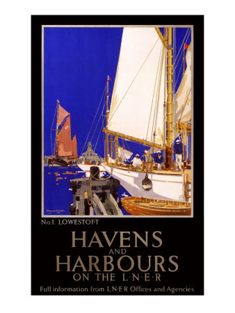 LNER, Havens and Harbours, 1923-1947