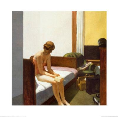 Hotel Room, c.1931 - Art Print