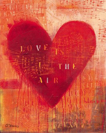 Liebe liegt in der Luft