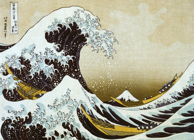 Great Wave of Kanagawa Giant Poster