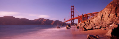 Golden Gate Bridge, San Francisco ...