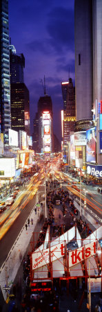 Times Square, New York City, New York State, USA
