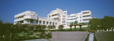 Getty Center Museum, Los Angeles ...