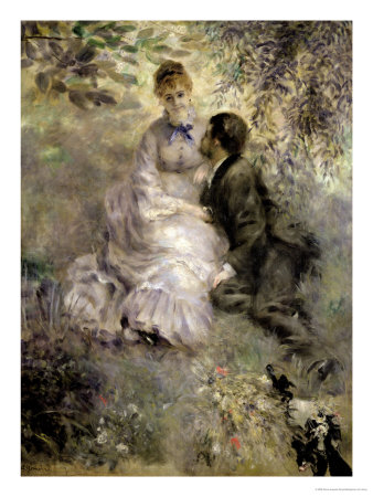 The Lovers, circa 1875
