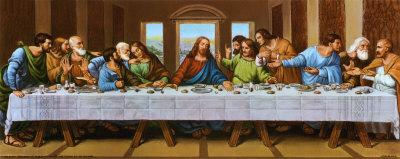 Last Supper Art Print