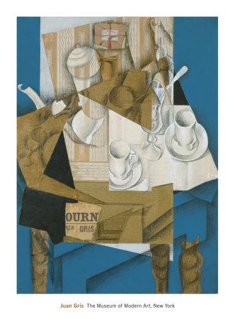 Breakfast, 1914 - Art Print