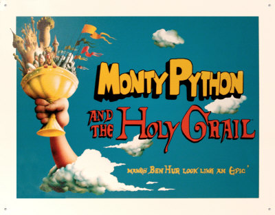 Python Holy And The Holy Grail