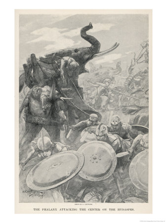 The Troops of Alexander the Great ...