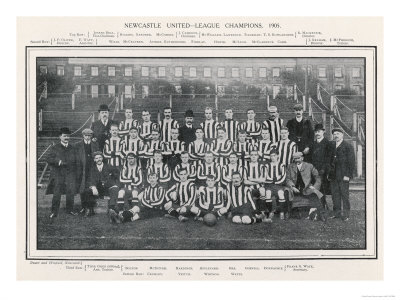 Buy Newcastle United at AllPosters.com