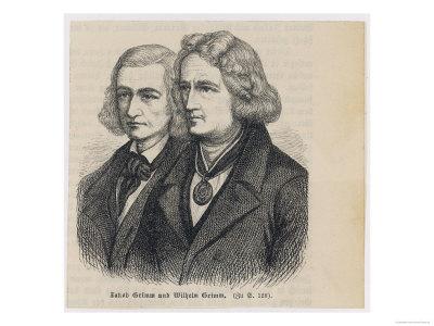 Jacob and Wilhelm Grimm German ...
