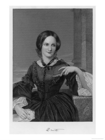 Charlotte Bronte British Author