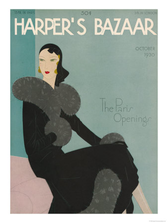 Harper's Bazaar, October 1930