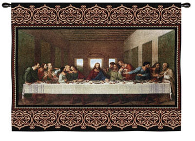 The Last Supper,Leonardo  da Vinci