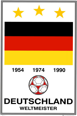 Buy German World Cup at AllPosters.com