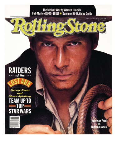 Harrison Ford, Rolling Stone no. 346, June 1981