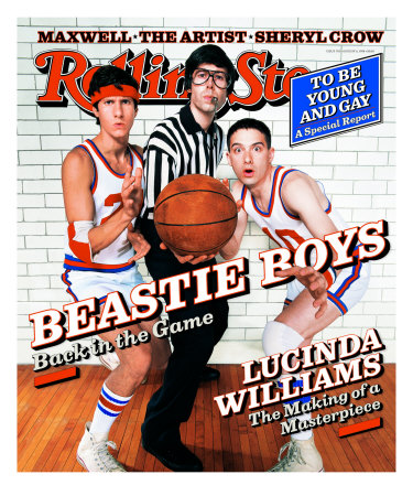 Beastie Boys, Rolling Stone no. 792, August 1998 Posters