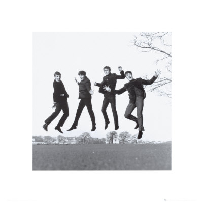 The Beatles - Art Print