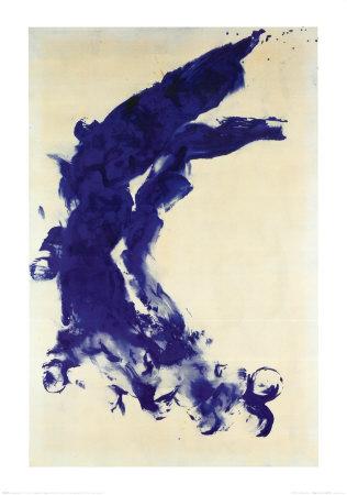 Anthropometrie (ANT 130), 1960 - Art Print