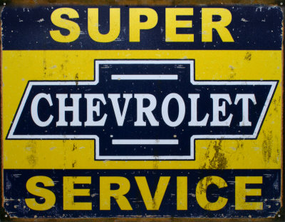 Super Chevy Service,