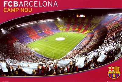 FCB- Barcelona Camp Nou