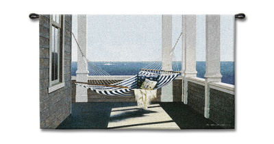 Striped Hammock Posters
