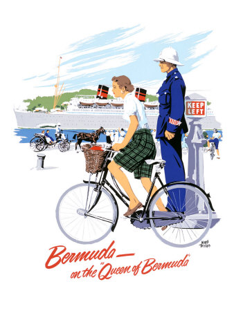 Queen of Bermuda Travel