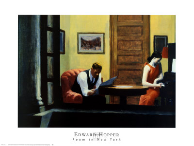 lovers art, Hopper