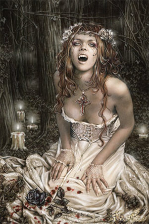 Buy Vampire Girl at AllPosters.com